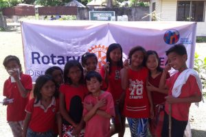 Dental Mission helps over 100 young children