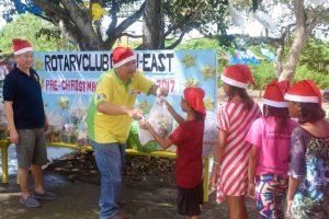 Christmas Mission at CARE school in Cordova!
