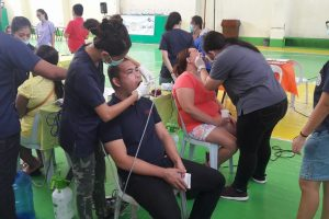 Dental Mission to Punta Princesa