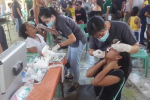 Successful Dental Mission in Alumnos Mambaling!
