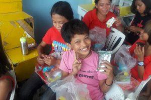 Bringing School Supplies to Kids in Cordova!