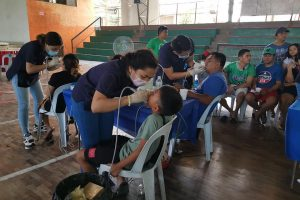Dental Mission in Inayawan!