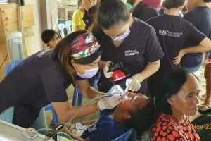 Cebu East brings dental care to Oslob!