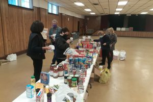 Thanksgiving Donations in New Jersey!